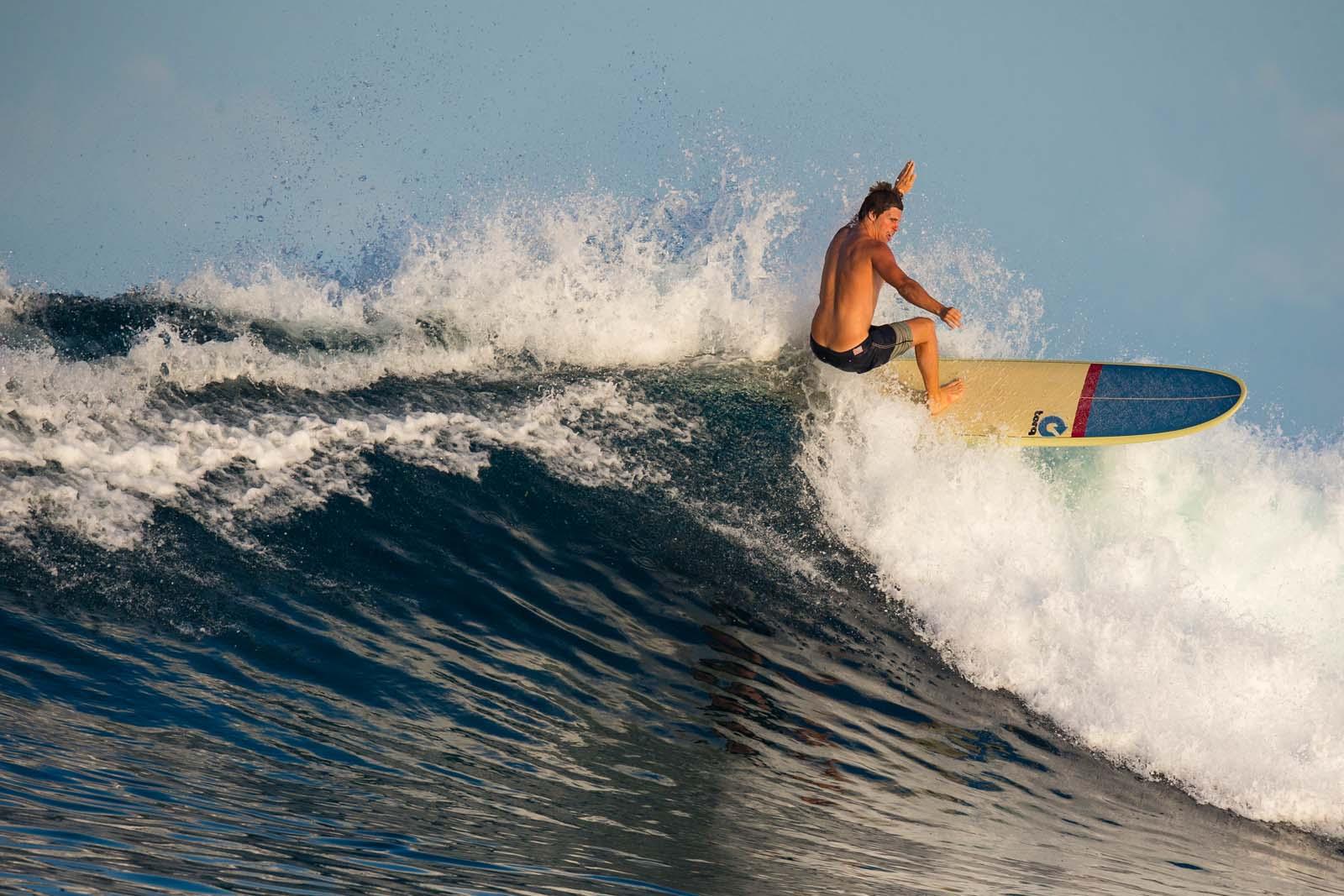 9'0'' Longboard - Torq Surfboards